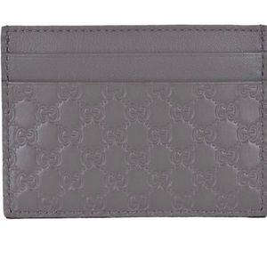 NWT 100% Gucci Cardholder